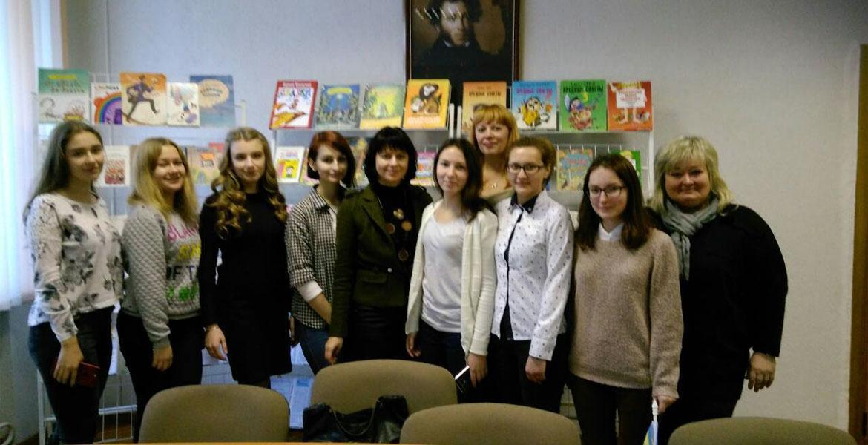 В центре русистики отметили юбилеи детских писателей